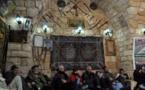 L'IMAGE DU JOUR – Dans le sanctuaire sufi