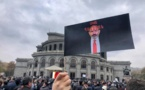 """""""Le peuple arménien n'a pas été vaincu. Լes défaitistes sont les traîtres venus au pouvoir dans le cheval de Troie"""" !"""