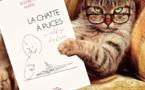 """""""La Chatte à Puces au village des livres"""""""