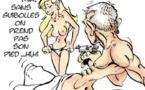 DESSIN DE PRESSE: Pistorius scié par son incarcération