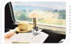 La diversité des paysages agricoles à travers la fenêtre de TGV