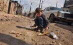 L'IMAGE DU JOUR – Enfant de la pauvreté