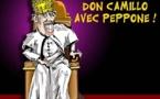 DESSIN DE PRESSE: Tout un cinéma autour du nouveau pape François
