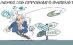 DESSIN DE PRESSE: L'effet boomerang des armes en Syrie