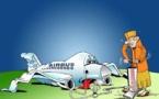 DESSIN DE PRESSE: Airbus regonflé à bloc