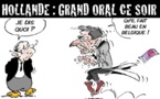 DESSIN DE PRESSE: Piques entre Belgique et Hollande