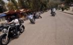 L'IMAGE DU JOUR – Randonnée de motos
