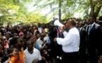 Gabon: Marche des étudiants pour une reprise des cours