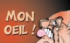 DESSIN DE PRESSE: Le Pen dans l'œil du cyclone