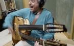 Abaji repart sur les routes avec l'album Blue Shaman