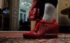 L'IMAGE DU JOUR – Bottines rouges