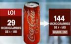 Actu à la une - Les actions de Coca-Cola en hausse suite à la modification de la recette historique
