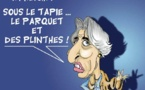 DESSIN DE PRESSE: Christine Lagarde convoquée
