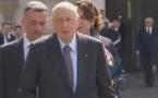 Actu à la une - L'ancien Président italien reprend du service à 87 ans
