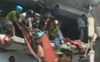 Actu à la une - Un bâtiment s'effondre au Bangladesh faisant d'innombrables victimes