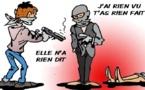DESSIN DE PRESSE: Jean-Luc Chiappini était armé