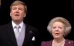 Actu à la une - L'intronisation de Willem-Alexander perpétue le symbole de la couronne néerlandaise