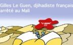 DESSIN DE PRESSE: Un djihadiste français au Mali
