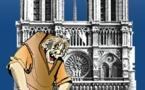 DESSIN DE PRESSE - Suicide à Notre-Dame