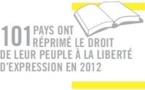 Rapport 2013 d'Amnesty International: Situation des droits humains dans 159 pays
