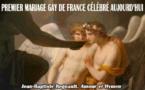 DESSIN DE PRESSE: Mariage sous protection