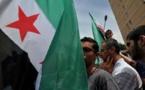 L'IMAGE DU JOUR – Manif syrienne