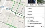 Actu à la une - Google Maps sort les itinéraires vélo