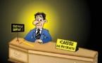 DESSIN DE PRESSE: Moreau aux retraités!