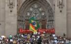 Actu à la une - La voix de la rue secoue le Brésil