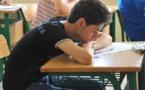 L'IMAGE DU JOUR – Dormir pendant l'examen