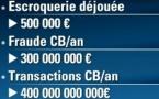 Actu à la une - Nouvelle fraude à la carte bancaire