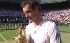 TENNIS: Andy Murray entre dans l'histoire