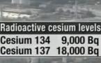 Actu à la une - Inquiétante hausse de radioactivité à Fukushima