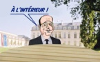 DESSIN DE PRESSE: Second oral de la fête nationale pour Hollande