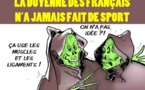 DESSIN DE PRESSE: La nouvelle doyenne des Français