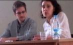 Amnesty International a rencontré Edward Snowden
