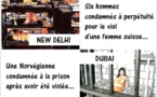 DESSIN DE PRESSE: Justice extrême est extrême injustice*