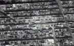 Des photos satellites d'Alep font état, un an après, de destructions et de déplacements massifs de populations