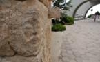 L'IMAGE DU JOUR – Visage dans la pierre