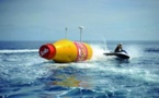 The world's largest message-in-a-bottle is lost at Caribbean sea