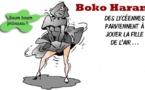 DESSIN DE PRESSE: Elles ont fui la secte Boko Haram