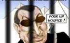 DESSIN DE PRESSE: Hosni Moubarak sort de prison