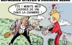 DESSIN DE PRESSE: Les aventures de Gérard au pays du Bingo