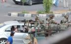 L'IMAGE DU JOUR – Réaction au passage de l'armée