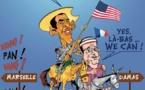 DESSIN DE PRESSE: Hollande persiste pour la Syrie