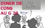 DESSIN DE PRESSE: Un sommet du G20 pas très syrieux! (2/2)