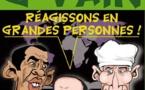 DESSIN DE PRESSE: Un sommet du G20 pas très syrieux! (1/2)