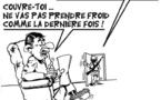DESSIN DE PRESSE: Des drones pour surveiller Marseille