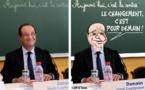 DESSIN DE PRESSE: Hollande tirera la gueule l'année prochaine
