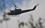 L'IMAGE DU JOUR – Hélicoptère militaire